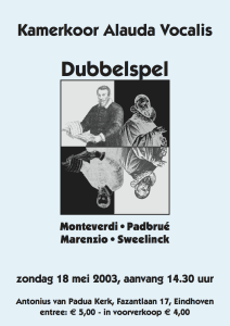 '03 Dubbelspel 18-5-03